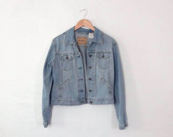 Vintage Jacket Denim Levis Small