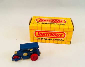Matchbox Steam Roller 1988
