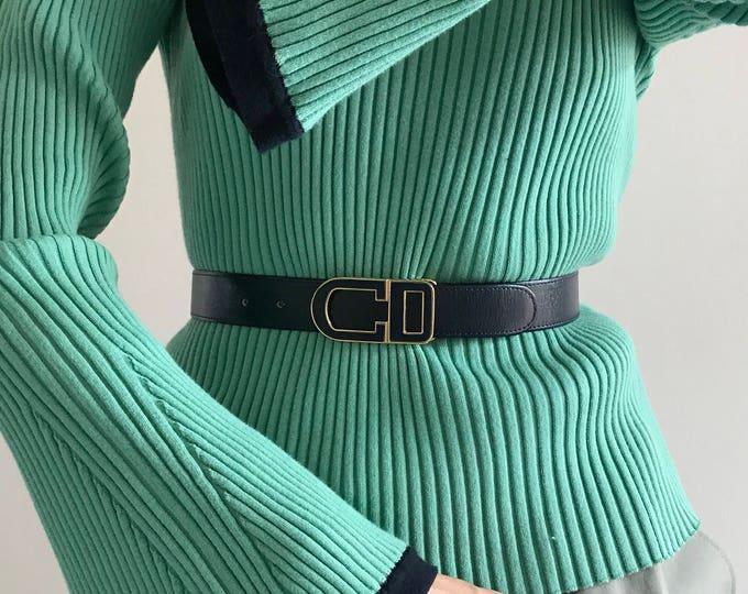 80's Vintage Christian Dior Belt