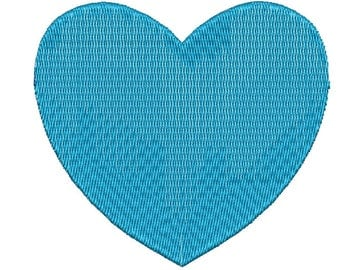 HEART Embroidery Design Heart Machine Embroidery Design Instant Download Hearts Pattern Heart Filled Hearts Embroidery