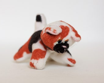 Vintage Pound Puppies Pound Purries Calico Kitten