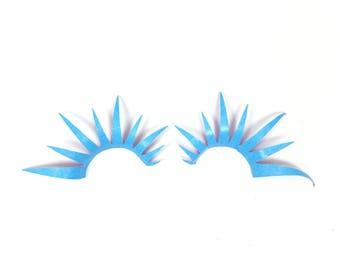 Blue Chimera Lashes