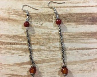 Delicate Dangle Earrings