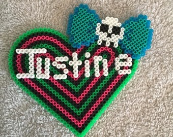 Customizable Heart with Name