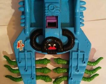 Vintage 1989 Teenage Mutant Ninja Turtles Fooski Vehicle