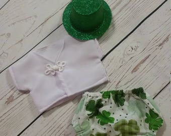 St Patricks day bloomers