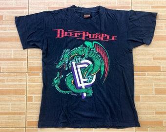 90s vintage deep purple brockum the battle rages on world tour 93 - 94