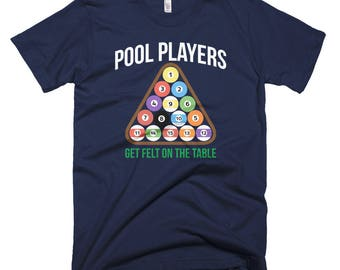 Pool Players Short-Sleeve T-Shirt