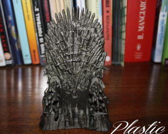 Iron Throne Phone Charger - Game of Thrones - 3D Printed