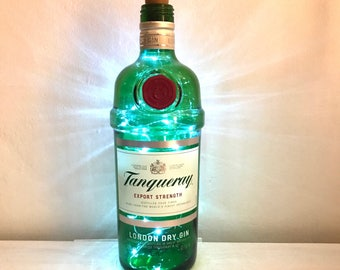 Tanqueray Gin Fairy Lights in a Bottle