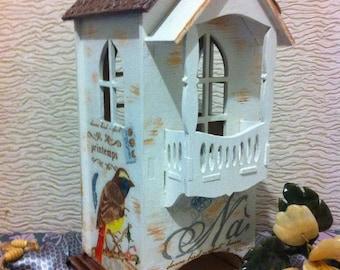 Tea House Poultry House
