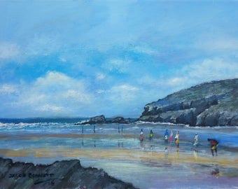 Cornwall Seascape