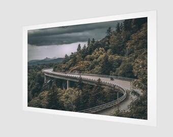 Blue Ridge Parkway Wall Art