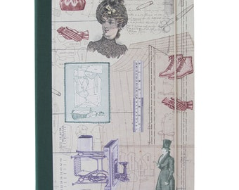 Binder A4 for sewing instructions or pattern and other manual work