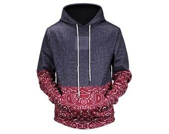 Flower Hoodie, Flowers Hoodie, Floral Hoodie, Flower Sweatshirt, Hoodie Pattern, Pattern Hoodie, Graphic Hoodie, Hoodie, 3d Hoodie, Style 7