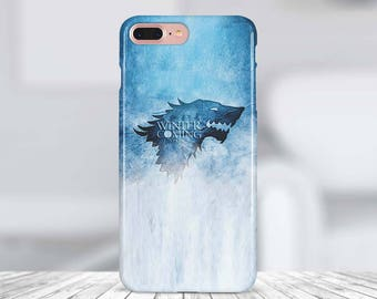 Game of Thrones case iphone 8 plus case phone case plastic case Samsung S8 case iphone 6 plus case iphone 7 case iphone x case silicon case