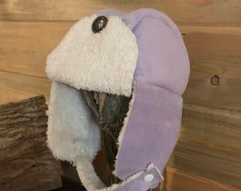 Toddler lumberjack hat