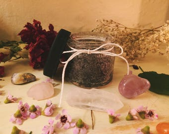Activated Bamboo Charcoal Face Scrub
