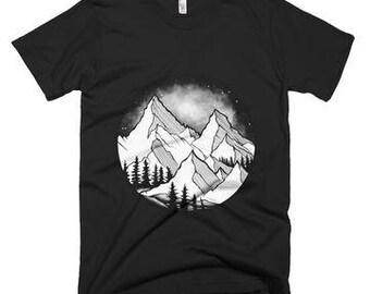 Mountain T-Shirt Mens
