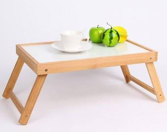 lap top table breakfast in bed table lap top tray breakfast in bed