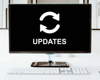 UPDATES for Website
