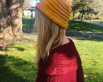 Honey Comb Hat