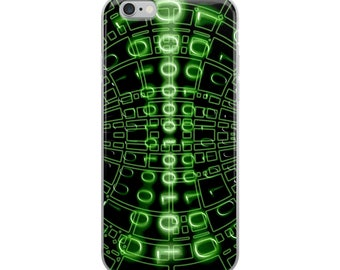 Binary Code Phone Case For iPhone 6, iPhone 7, iPhone 8, iPhone 7 plus, iPhone X, iPhone 8 plus