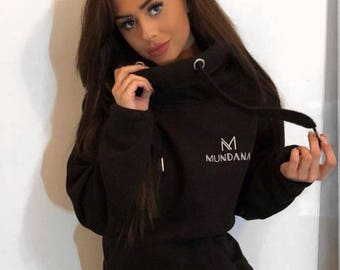 Mundana Crossover Training Hoody