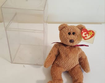 Ty CURLY Beanie Baby