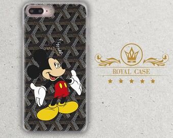 Goyard, iPhone 7 Plus case, iPhone 8 Case, iPhone 7 case, iPhone 6S Case, iPhone 6S Plus Case, iPhone 8 Case, iPhone 8 Plus Case, 159