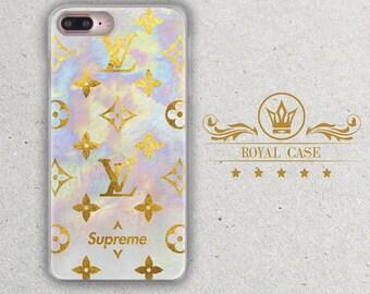 Opal, Marble, Gold, iPhone 6S Case, iPhone X Case, iPhone 7 case, iPhone 7 Plus case, iPhone, iPhone 8 Case, iPhone 8 Plus Case, us440