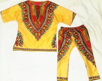 Boy ankara/boy 2 piece/African babyboy clothes/baby set/Newborn clothes/African clothing/Dashiki/baby african wear/african shirt/Kente/