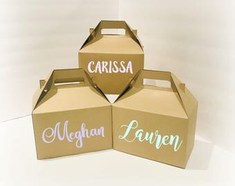 Gabel Box | Personalized Wrapping | Custom Gift Box
