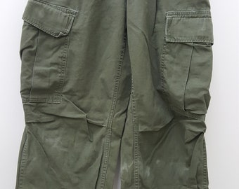 Vintage Military Issued Vietnam Era Pants-XS