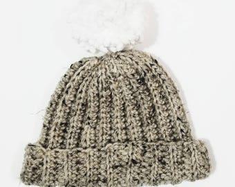 Luxury Chic Winter Baby Hats