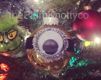 Minion ornament