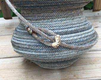 Large 3 Rope Basket