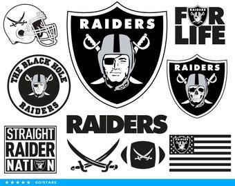 Raiders svg – Okland Raiders svg – Raiders clipart – Raiders sabres svg – Raiders skull svg – vector files – svg, pdf png dxf eps