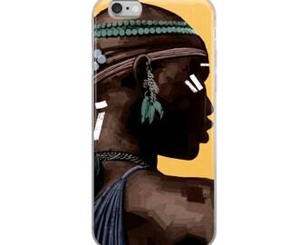 Warrior Queen iPhone Case