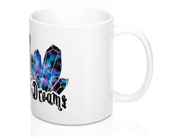 The Court of Dreams // The Night Court // Court of Thorns and Roses // Mist and Ruin // Wings and Fury // Sarah J Maas // ACOTAR // Mug 11Oz