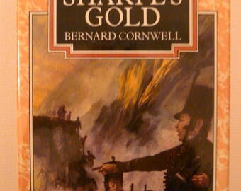 Sharpe's Gold by Bernard Cornwell Signed First Edition 1981
