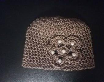 Handmade cute hat