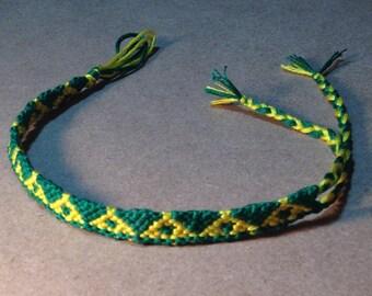Zelda Triforce bracelet