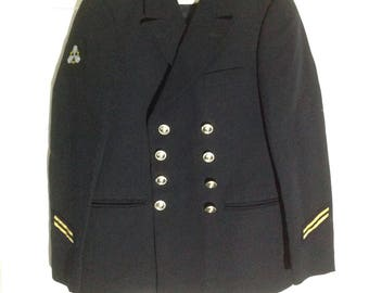 English Navy Jacket