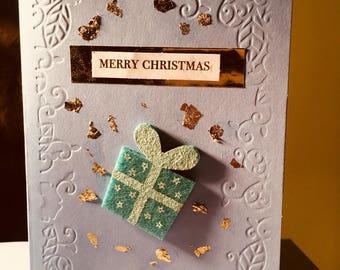 Bespoke Handmade Christmas Cards