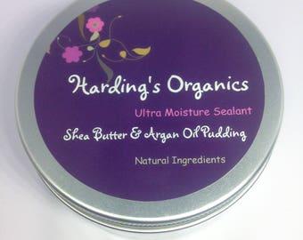 Shea Butter & Argan Oil Pudding