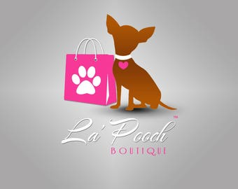 Dog Boutique Logo