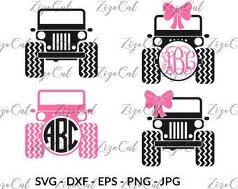 Jeep SVG