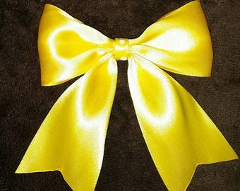 Beauty and the Beast theme hairbow
