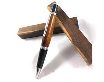 Cocobolo Wooden Pen - Parker style